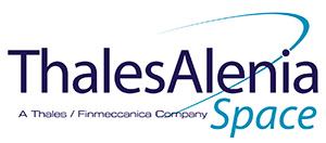 logo thalès alenia